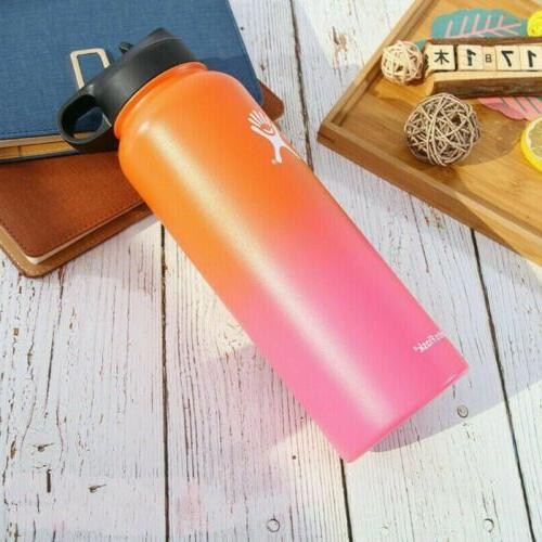 Halloween 32/40oz Hydro Flask Wide Mouth Insulated Steel Water