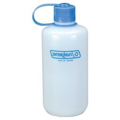 hdpe narrow mouth water bottle
