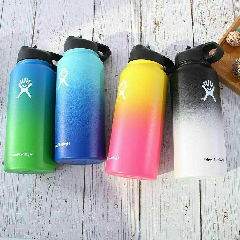 Hydro Flask 18/32oz/40oz Steel Water Insulated Wide Mouth