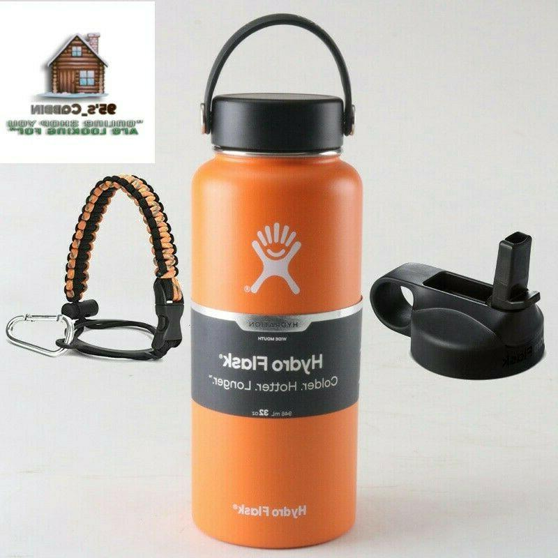Hydro Mouth Stainless Bottle