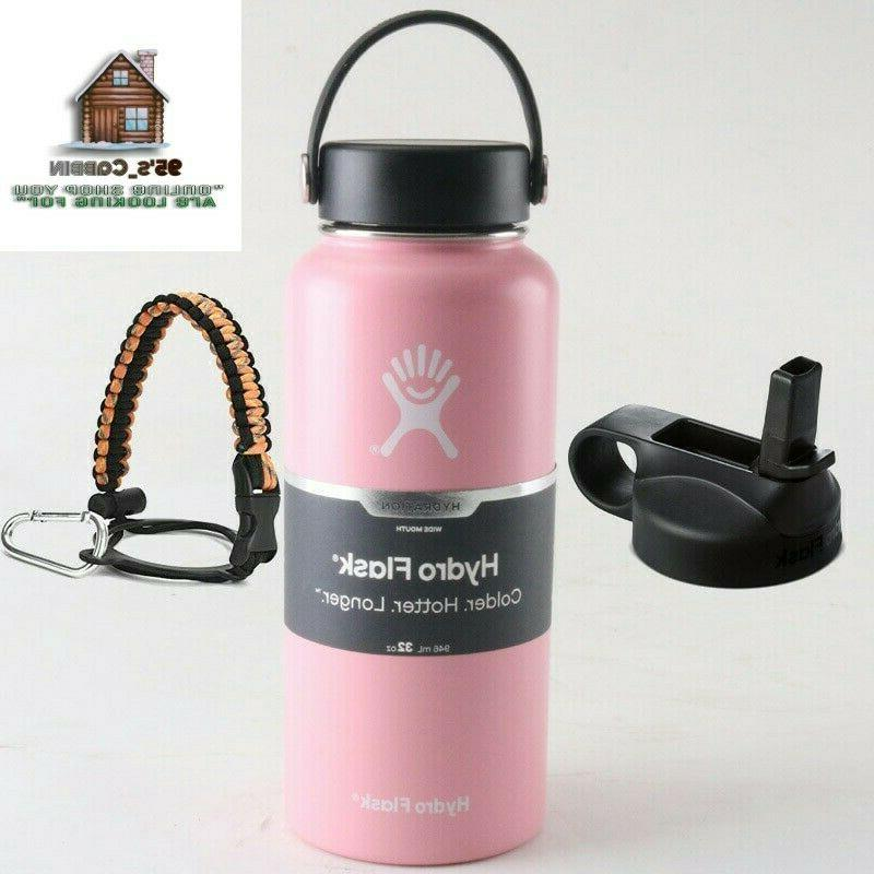 Hydro Mouth Stainless Steel Bottle Vacuum Insulated