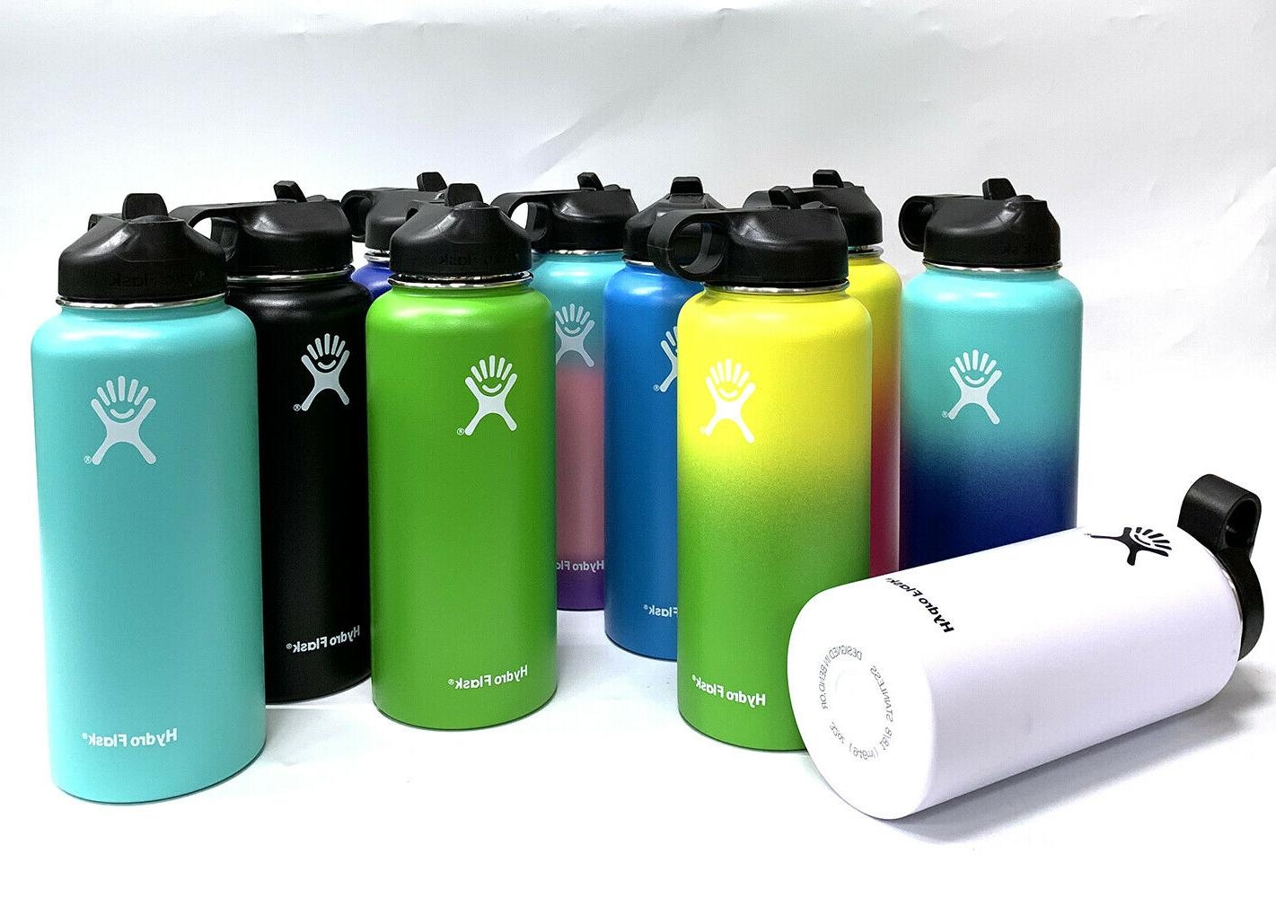 hydro flask 32oz vacuum insulated thermos stainless