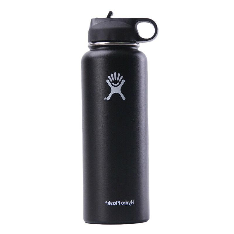 Hydro Flask water with Mouth Cap