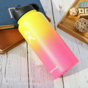 Hydro Flask Water Bottle Stainless Steel304 Insulated Mouth