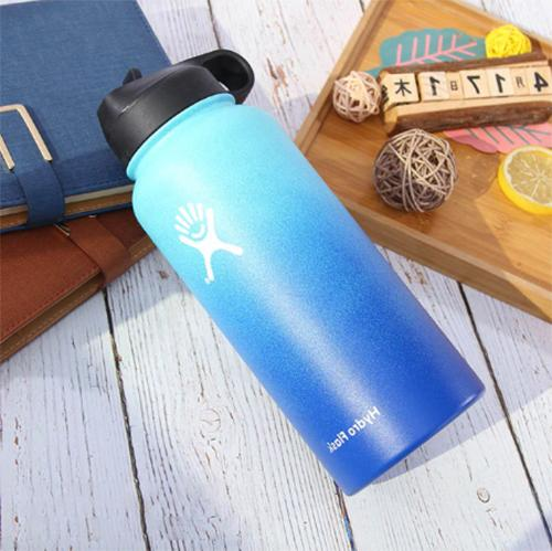 hydro flask water bottles stainless steel cooler