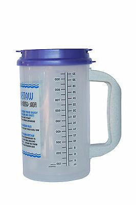Whirley Drink Works 1-32 oz insulated mug Water Essentials P
