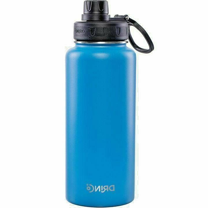 insulated stainless steel water bottle 32oz