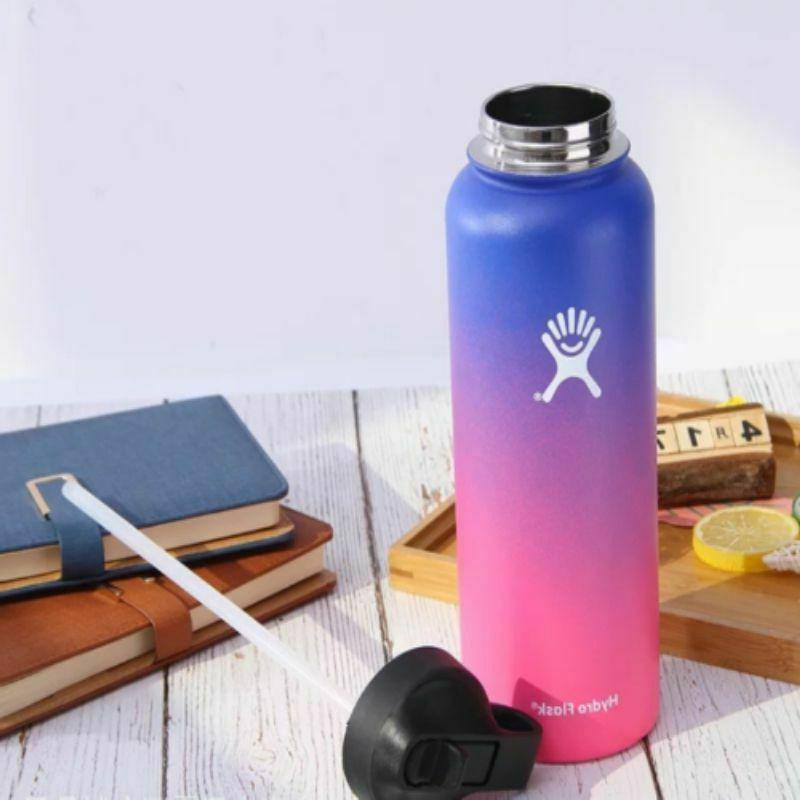 Insulated Bottle Stainless Mouth Travel