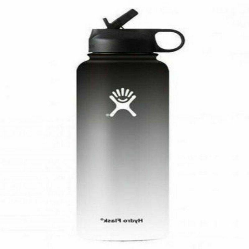 Insulated Bottle Stainless Steel Wide Mouth Travel Portable