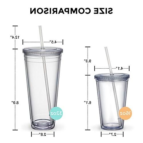 Maars Travel Tumblers 32 oz. Wall Pack