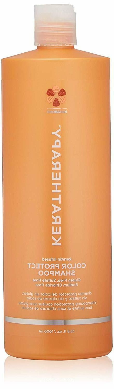Keratherapy Keratin Infused Color Protect Shampoo - 32 oz