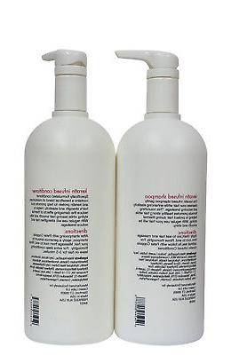 Peter Coppola Keratin Shampoo Conditioner