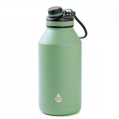 Large 64 oz Bottle Double Insulated Hot Mouth