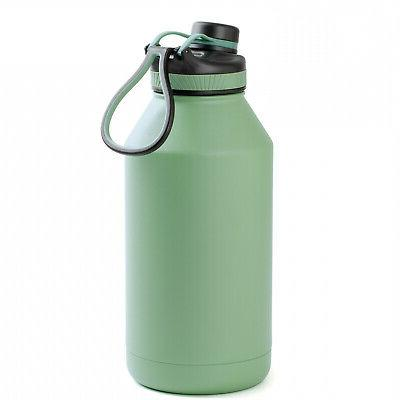 Large oz Water Bottle Double Mouth