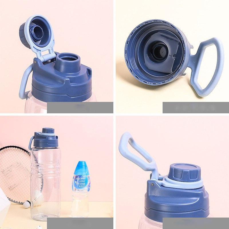 Large Bottle Reusable Outdoor Drinking Bottle Leakproof and Durable BPA <font><b>OZ</b></font>