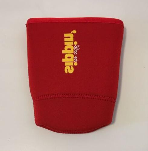 McDonald's JAVA SOK Red LG 32oz Insulated Sleeve Arch