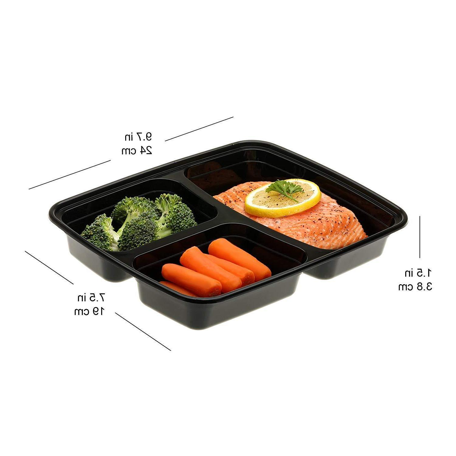 Freshware 3 with Lids BPA