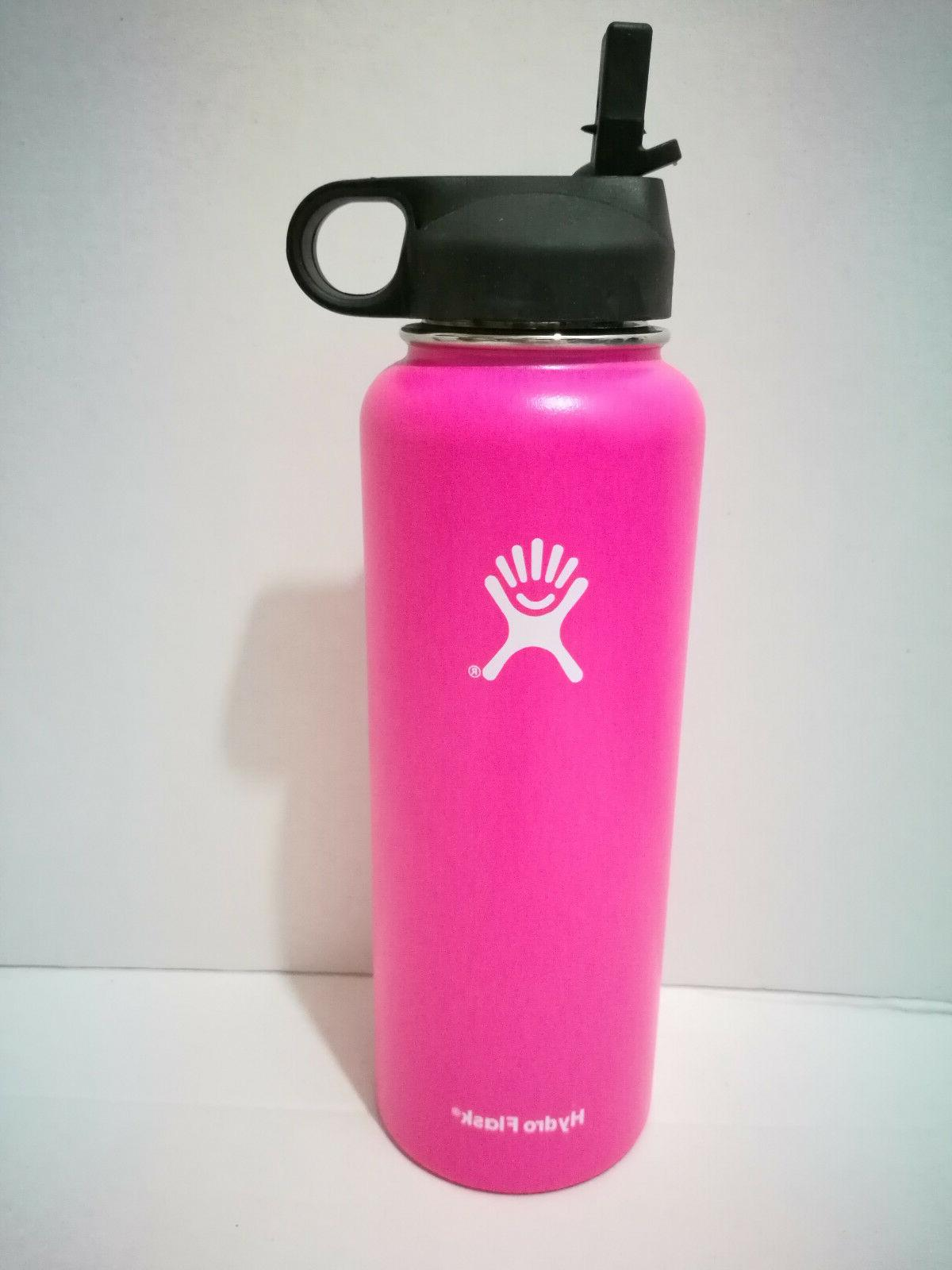 18/32oz/40oz Hydro Flask Water Wide Straw
