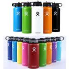New 18oz/32oz/40oz Hydro Flask Water Bottle Stainless Steel