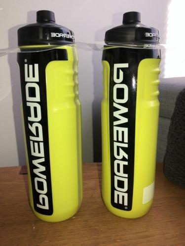 perfect squeeze water bottle white