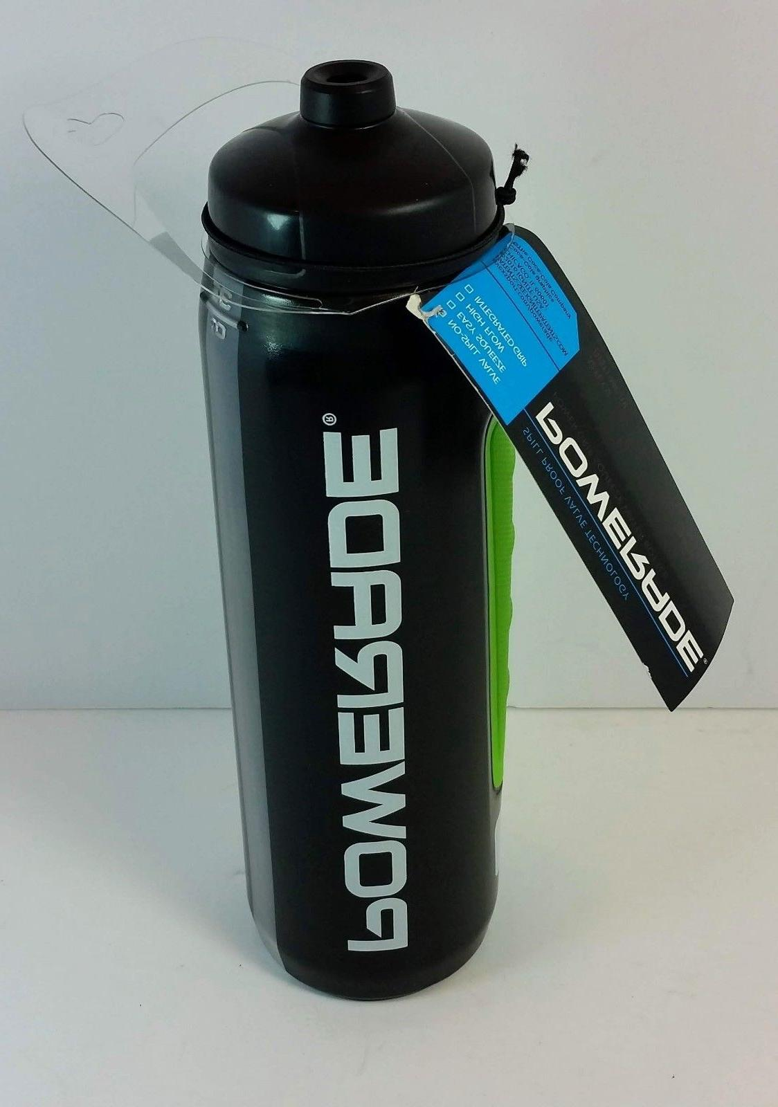 Powerade Power Grip 32oz Squeeze Bottle, Gym or At The Field