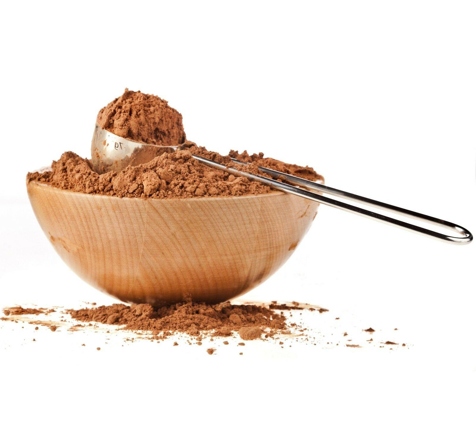 Raw Cacao Powder 100% 4 oz lb Nacional