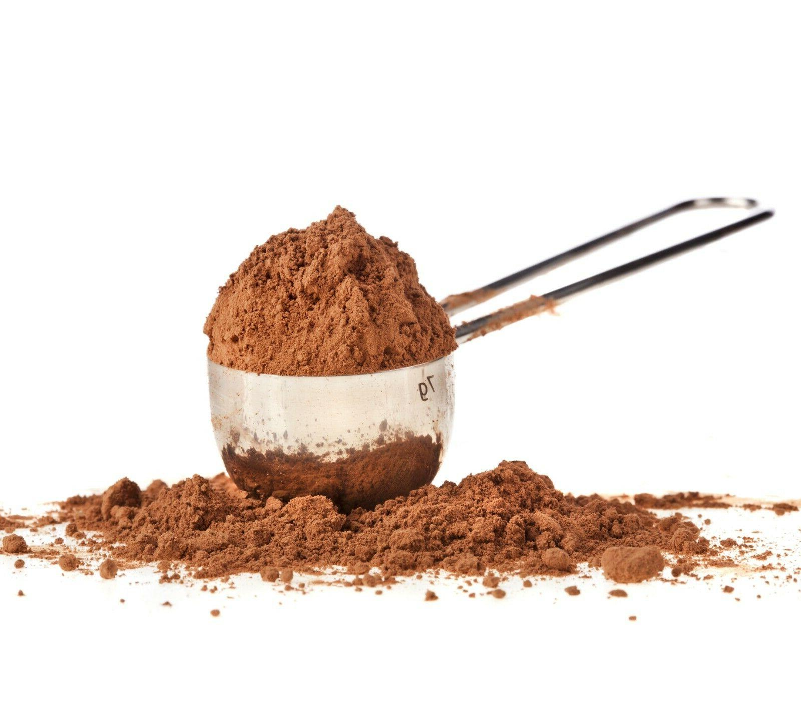 Raw Cacao Cocoa Powder 100% lb Arriba Bean