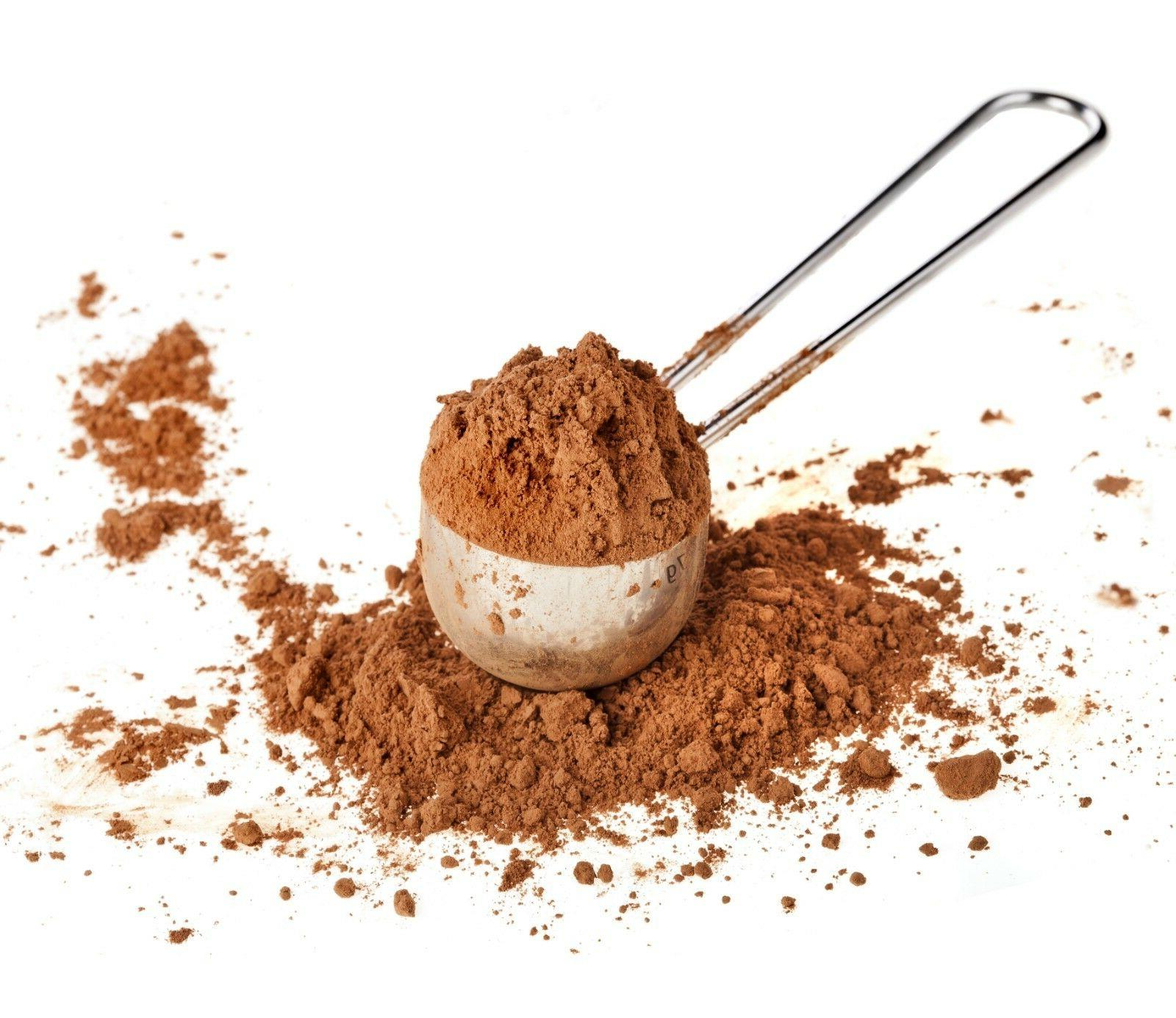 Raw Cocoa Powder Bulk 4 25 lb