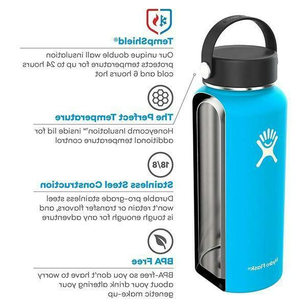 Hydro Flasks 32oz Straw