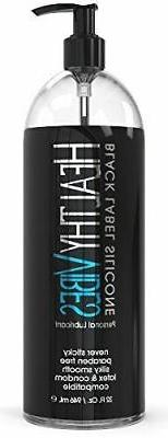 Silicone By Healthy Premium Lubricant Men and