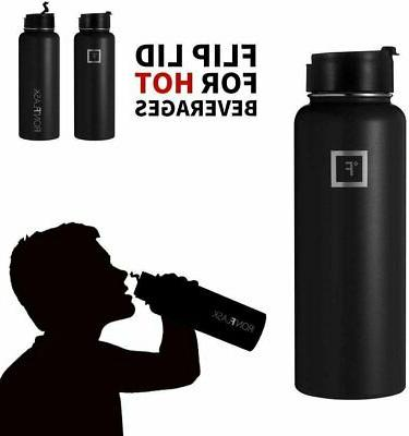 Iron Water Bottle Hydro Stainless