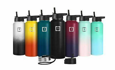 Iron Flask Water Bottle Stainless Steel 6