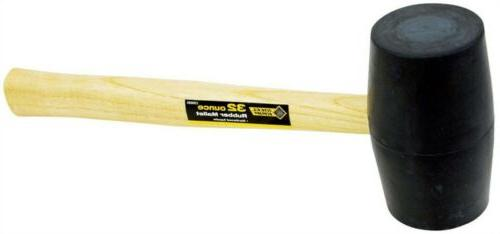 Steel Grip Mallet 32 Oz Hardwood
