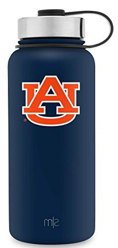 Simple Modern 32oz Summit Water Bottle - Auburn Tigers Vacuu
