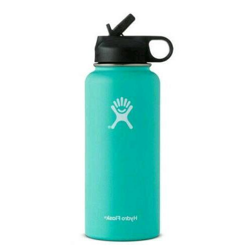 Hydro Mouth Water Bottle, - Multiple Sizes Colors 32oz