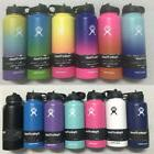 Hydro Flask Wide Mouth Bottle Limited Edition W/Straw Lid Li