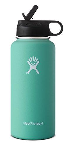 Hydro BPA Free Water Bottle Straw for Mint