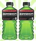 x2 Powerade Watermelon Lime Summer LIMITED EDITION Bottle Sp