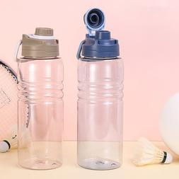 large capacity sport water bottle reusable outdoor