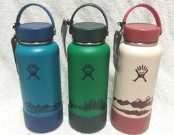 Hydro Flask LIMITED EDITION ESCAPE Wide Mouth Bottle with Fl