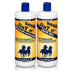 Mane 'N Tail Combo Deal Shampoo and Conditioner, 32-Ounce