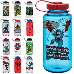 Nalgene Marvel Tritan Wide Mouth Water Bottle - 32 oz.