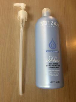 Mastey Traite Shampoo 32oz. w/Pump.  Hard To Locate - In Sto