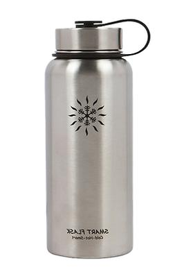 New Smart Flask 32 oz Vacuum Insulated  Stainless Steel FDA