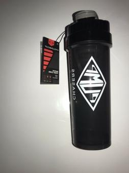 NEW!!! BLACK CYCLONE CUP 32oz Protein Pre Workout Shaker Ble