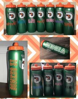 personalized 32 oz water bottle 1 bottle