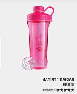BlenderBottle RADIAN Shaker Blender Bottle Protein Mixer Cup