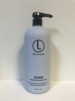 J BEVERLY HILLS RESCUE ANTI AGING SHAMPOO - 32oz LITER