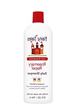 Fairy Tales Rosemary Repel Lice Shampoo 32 oz Lot of 2