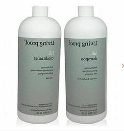SAME DAY SHIP Living Proof Full Shampoo & Conditioner 32oz L